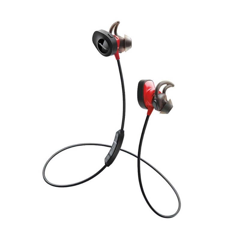 Наушники Bose Soundsport Pulse Red