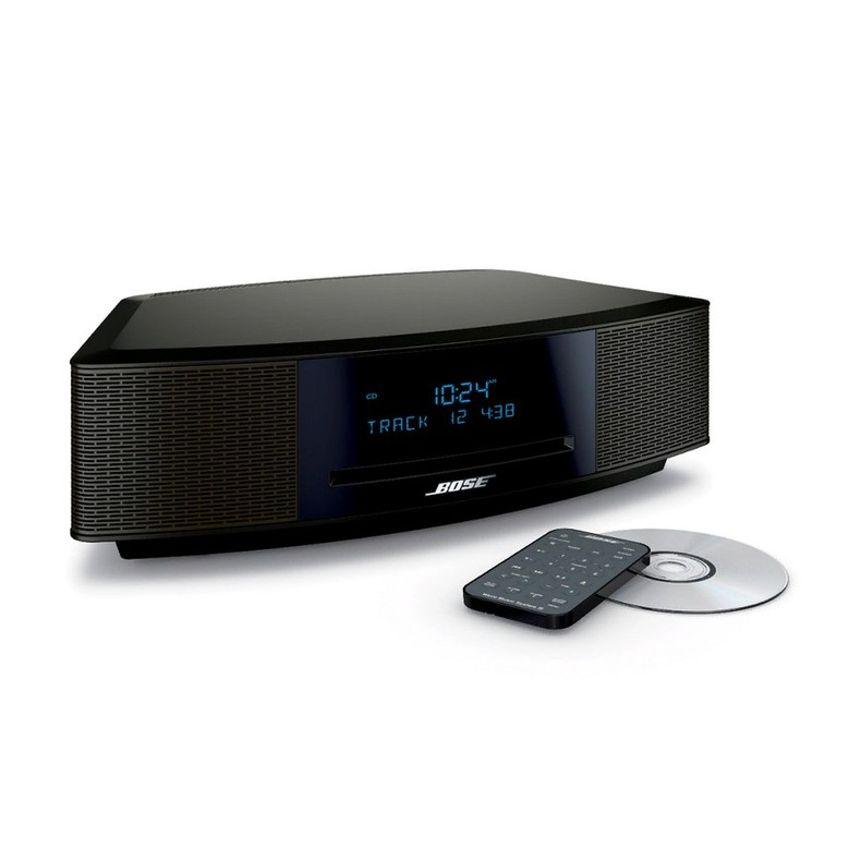 Музыкальный центр Bose Wave Music System IV DAB ESP Black