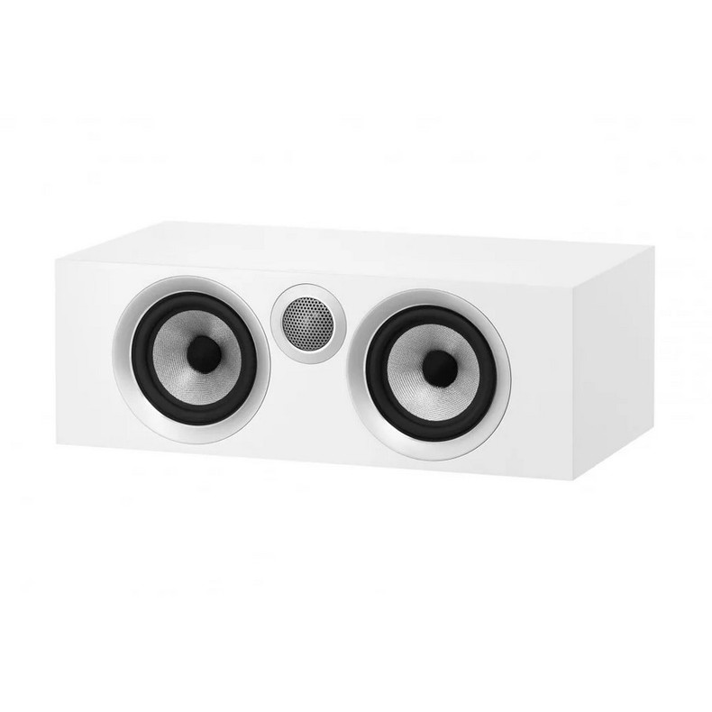 Акустика центрального канала Bowers & Wilkins HTM72 S2 Satin White