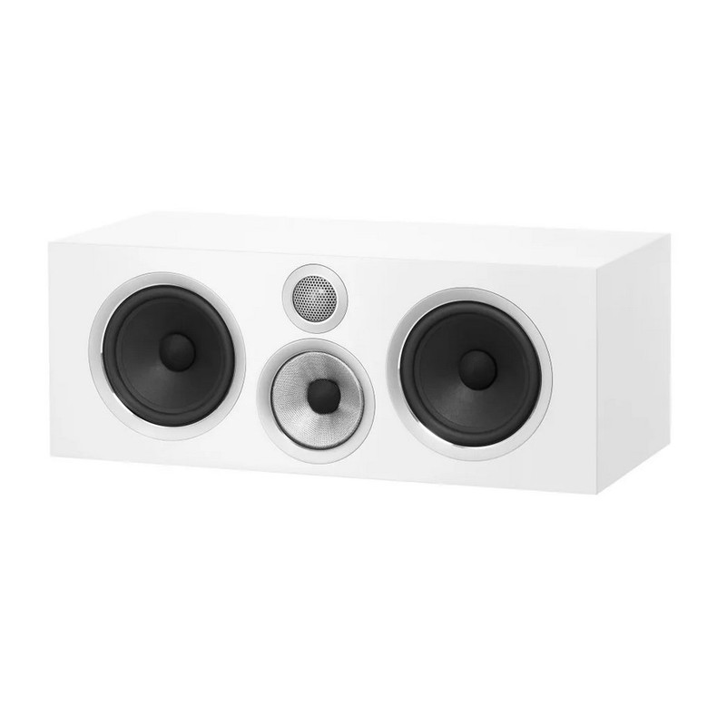 Акустика центрального канала Bowers & Wilkins HTM71 S2 Satin White