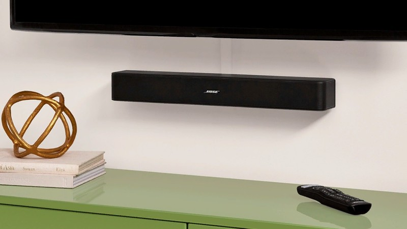 Саундбар Bose Solo 5 TV SOUND SYSTEM Black