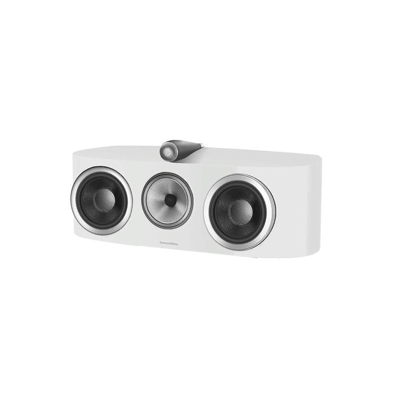 Акустика центрального канала Bowers & Wilkins HTM2 D3 White