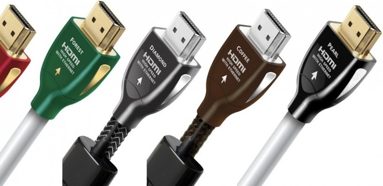 Кабель HDMI AudioQuest HDMI Coffee Braid 0.6 м