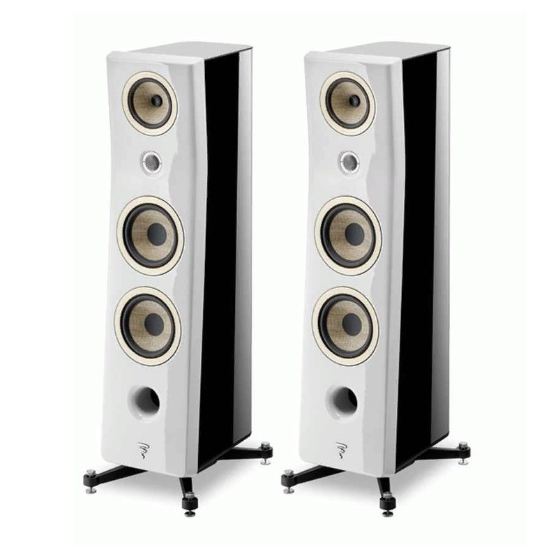 Акустика напольная Focal Kanta N° 3 Black HG\ Carrara White HG