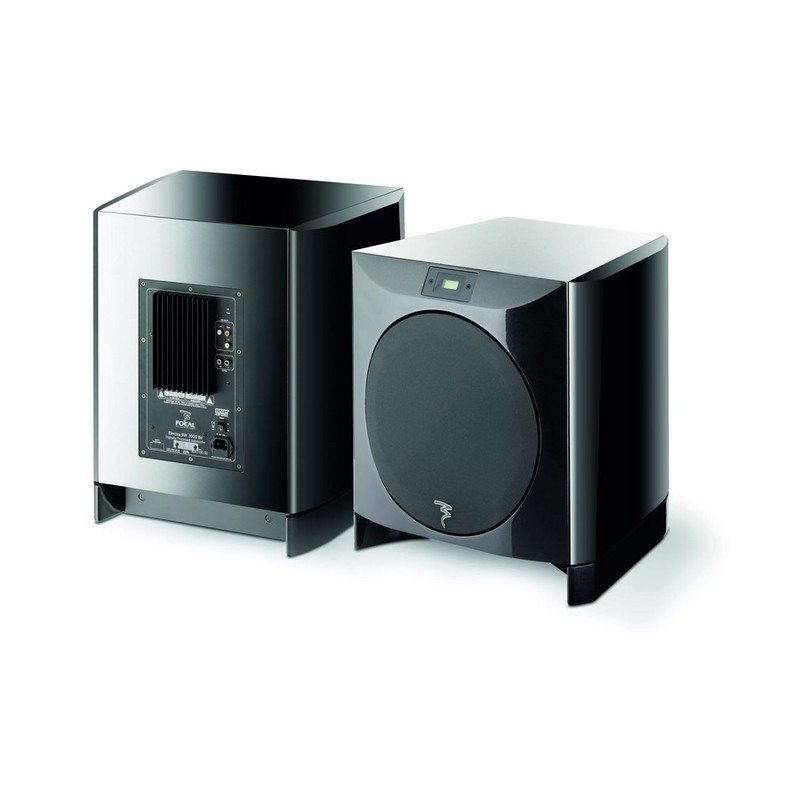 Сабвуфер активный Focal Sopra Subwoofer SW1000 BE Black Lacquer