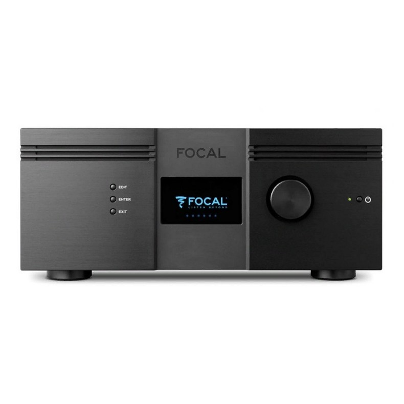 AV-процессор Focal Astral 16 black