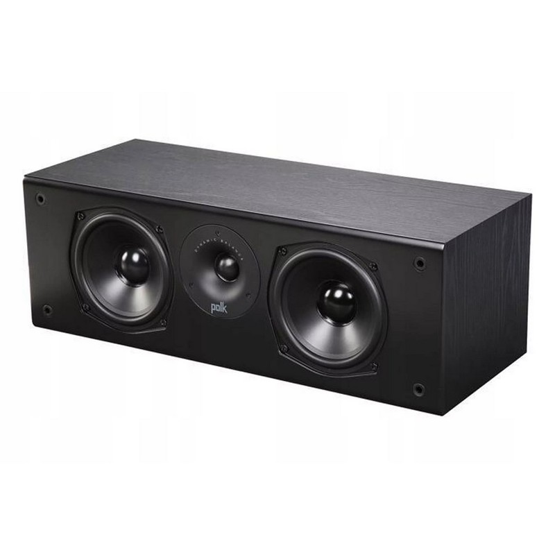 Акустика центрального канала Polk Audio T30 Black