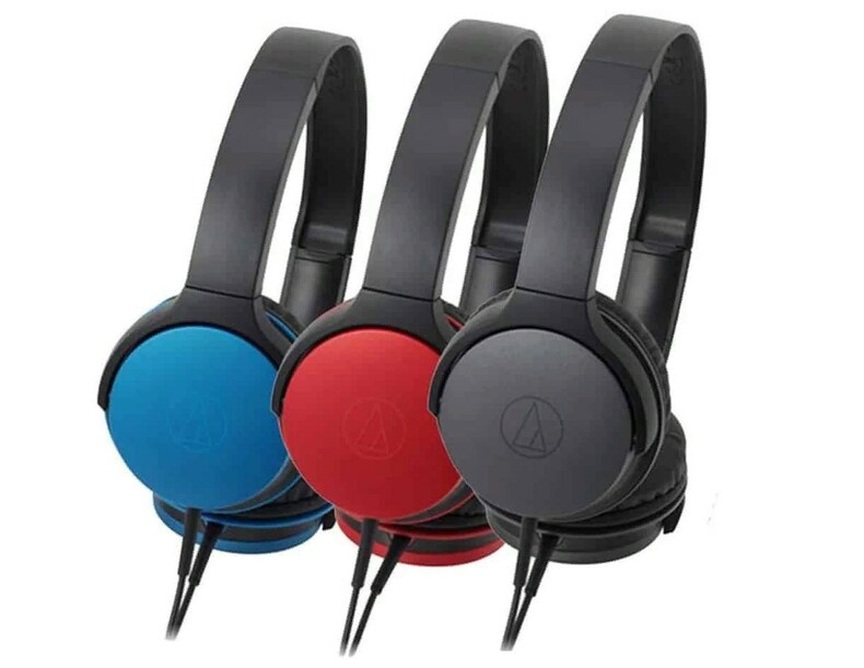 Наушники Audio-Technica ATH-AR1IS RD